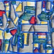 06 Acrylic on paper.€110