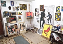 Studio February 2014.